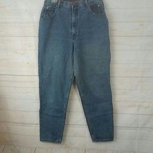 Vtg Gloria vanderbuilt 90s straight leg jeans 16